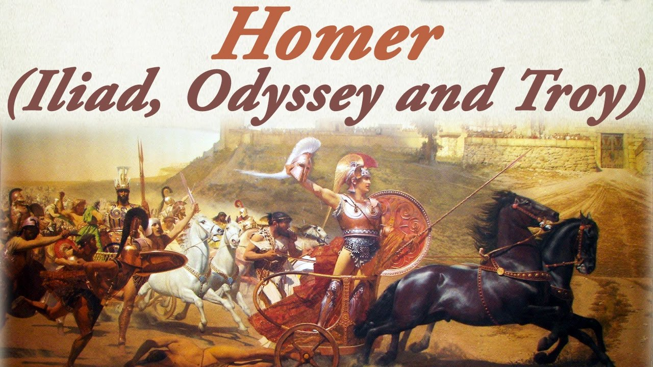 Iliad Homer The Megalithic Poet Homer The Iliad The Odyssey And Troy