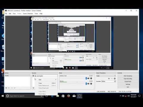 How To Fix Obs Black Screen Laptop Fix OBS black screen on