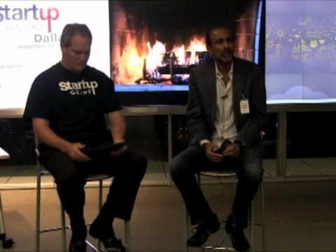 Sanjv Sidhu (Founder of o9) at Startup Grind Dallas