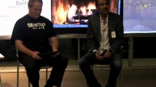 Sanjv Sidhu (Founder of o9) at Startup Grind Dallas