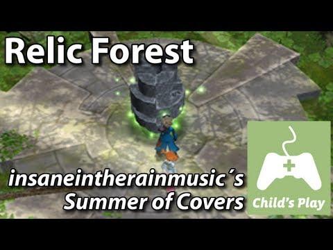 Relic Forest - Pokemon Colosseum/XD | Piano Cover