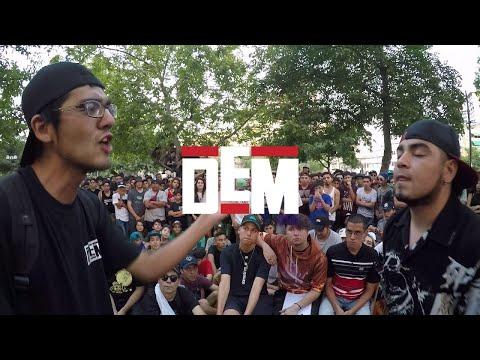 RAIDER vs. DRAISEK: SEMIFINAL - DEM Fecha I 2018