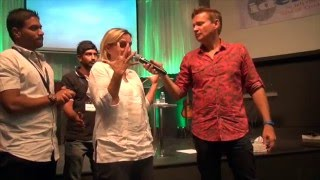 10 years of psoriasis healed & burning itchy skin disappears - John Mellor Healing Miracles