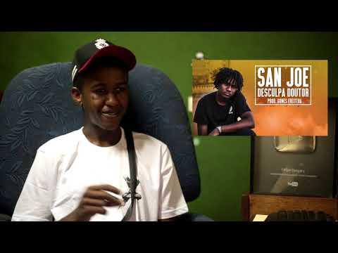 Jhony REACT - San Joe - Desculpa Doutor (Prod. Gomes Freitera)