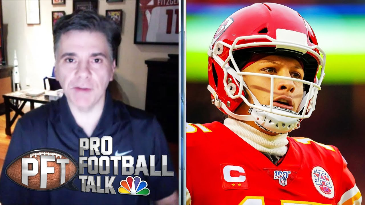 Did Patrick Mahomes make mistake signing extension with Chiefs now? | Pro Football Talk | NBC Sports