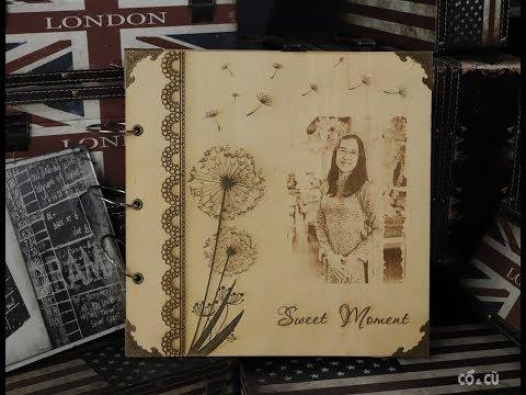 Scrapbook Album Ảnh Handmade - Thiết Kế Theo Yêu Cầu 14/2, 8/3, 20/10, Noel, Sinh Nhật