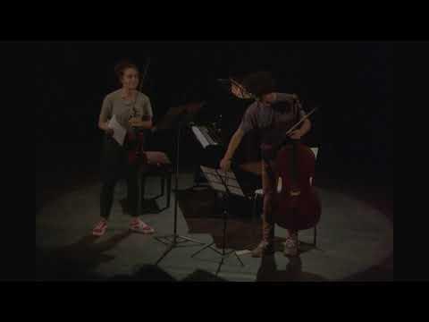 Masterclass avec le trio Fabria