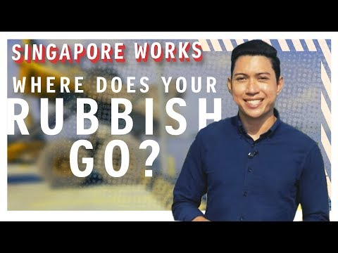 Where does your rubbish go? | Singapore Works | The Straits Times