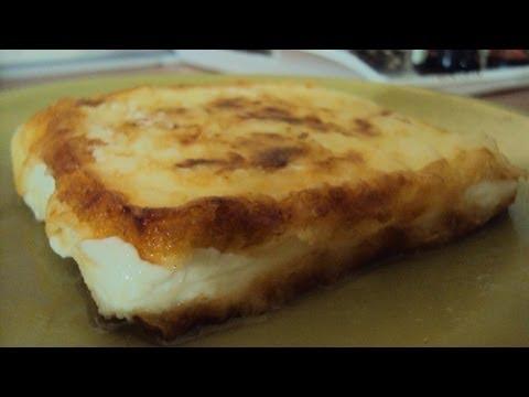 Φέτα Σαγανάκι ~ Fried Feta Cheese