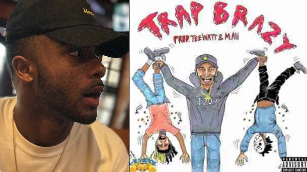 52fbcac5819 Rob  tone - Trap Brazy (XXXTENTACION and Ski Mask The Slump God Diss Track  1 of 3) (Reaction Review)