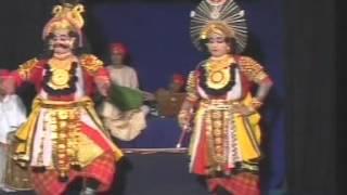 Yakshagana-badabadagan karna parva-R chittani