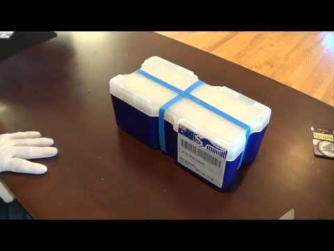 2016 Australian Kangaroo Silver 1 Oz Mini Monster Box