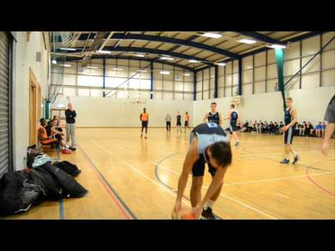 TyneMet College vs Preston College - 14/10/15