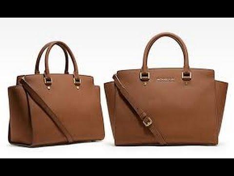 14d095d021d8 Michael Kors Handbag Opening & Review - YouTube