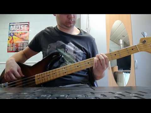Kim Wild - Kids in america bass cover with tab