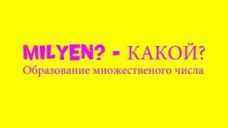 Венгерский язык Урок 20 -