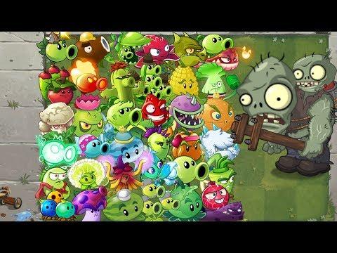 Plants Vs Zombies 2 - Humillando Al Zombistein Cabezon