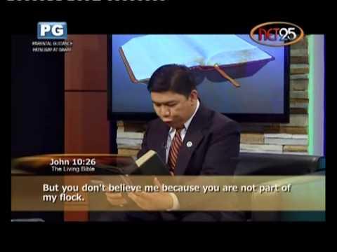 ang Pagbubunyag pagkakaiba ng INC sa katolika