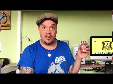 "DEADfx ""I Can't Feel My Face"" Super-Fuzz"