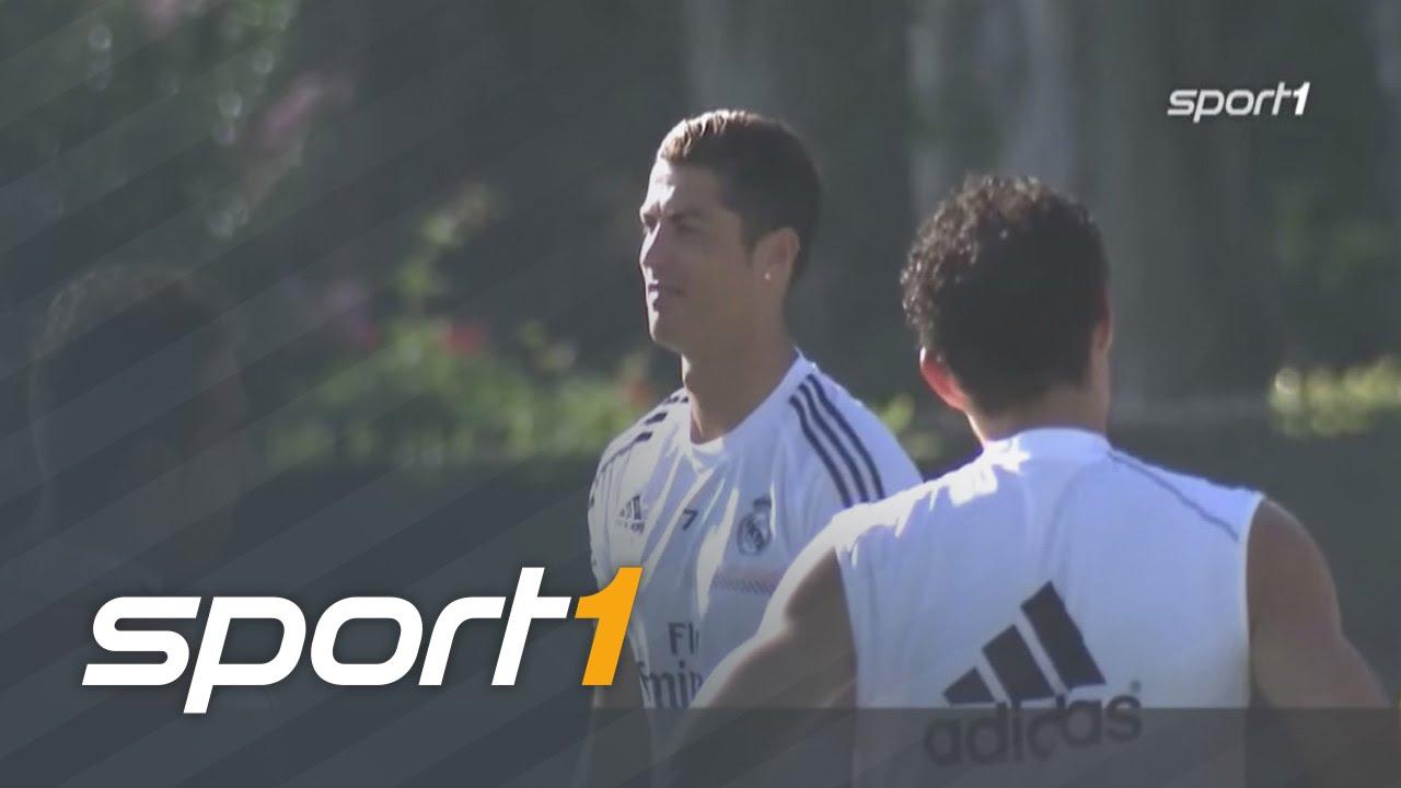Ronaldo Abschied