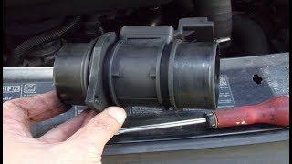 débitmètre  Renault espace 3 2.2 dci-problèmes liés au débitmètre