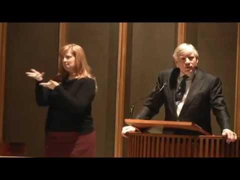 Lee Bollinger - Annual Diversity Conference Keynote Address