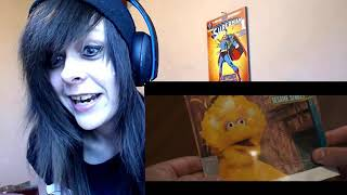 Five Nights at Sesame Street FNAF Trailer - RackaRacka Reaction