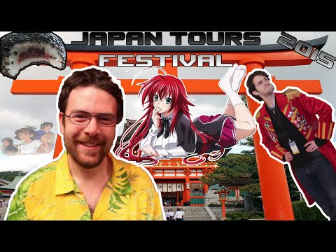 [EXPO] Japan Tours Festival - 2015