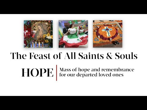 The Feast of All Saints & All Souls  | Catholic Extension