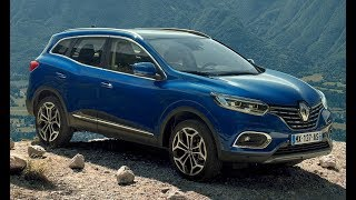 2019 Renault Kadjar Facelift and New Turbo Gas Engine