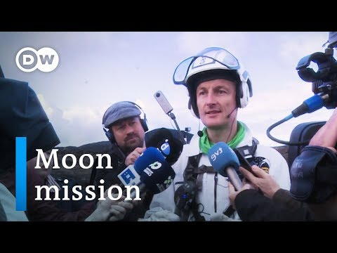 Moon mission: A long journey into space | DW Documentary