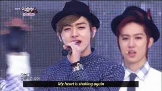 Video Music Bank K-Chart - C-CLOWN - Shaking Heart (2013.05.25) [Music Bank w/ Eng Lyrics] download MP3, 3GP, MP4, WEBM, AVI, FLV Desember 2017