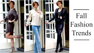 Styling Fall Fashion Trends!