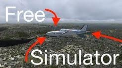 TOP 3 Best FREE PC/MAC Flight SIMULATOR