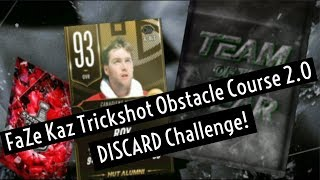 NHL 19 HUT - Stanley Cup & TOTY Pack Opening DISCARD Challenge! (Fortnite Trickshotting!)