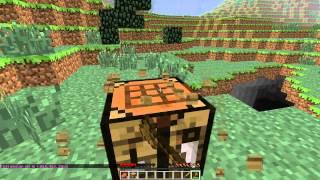 let's play minecraft [одна ночь в деревни с евреями и печкой]