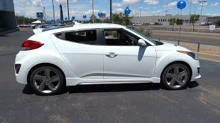 2015 Hyundai Veloster Albuquerque, Rio Rancho, Santa Fe, Clovis, Los Lunas, NM FU232258 смотреть