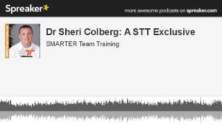 Dr Sheri Colberg: A Stt Exclusive