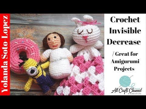 Decrease Amigurumi Crochet : Easy to crochet poncho / Susbtitulos en espanol - Yolan ...