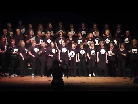 Witham's Big Sing....Christmas Show 2017....15