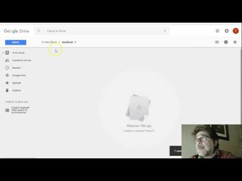 Utilizzare Google Drive
