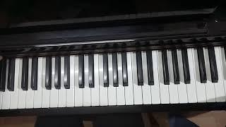 Pspk25||Baitikochi chusthe|| Keyboard tutorial||