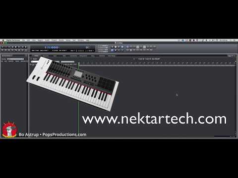 How to set up MIDI controller to control transport in MOTU Digital Performer