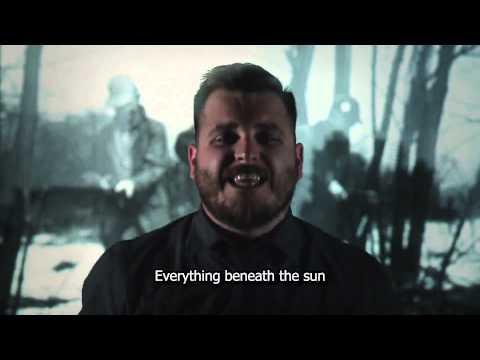 Dustin Kensrue - It's Not Enough (lyrics)