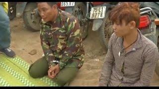 """Phá bản doanh ma túy """"găm"""" vũ khí """"nóng"""" ở biên giới Việt – Lào"""