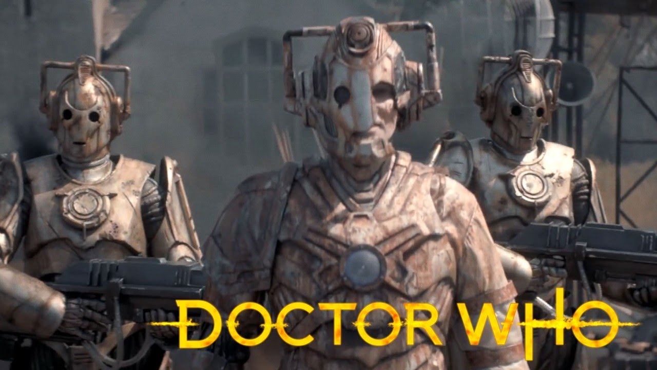Doctor Who Ascension of the Cybermen S12E09 Review!
