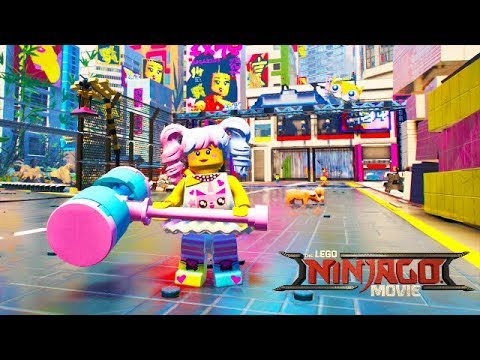 The LEGO Ninjago Movie Video Game N-POP Girl Unlock Location and ...