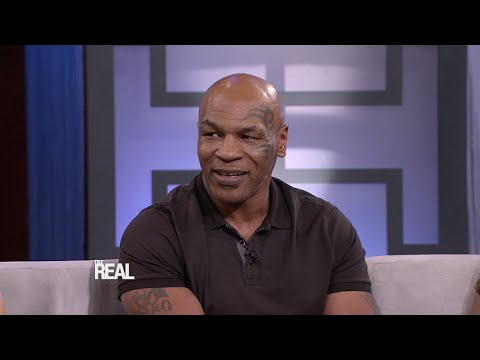 Mike Tyson Shares the REAL Story on Robin Givens & Brad Pitt