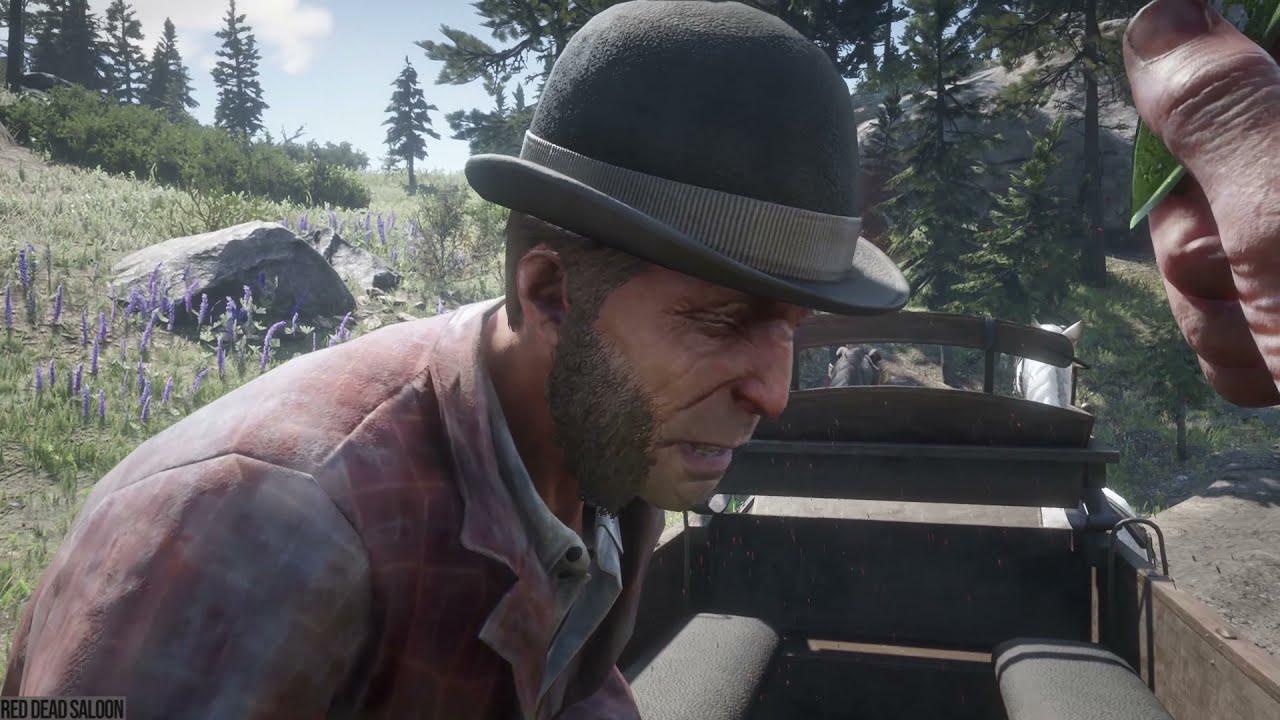 Red Dead Redemption 2 - Slow Motion Brutal Kills Vol.9 (PC 60FPS)