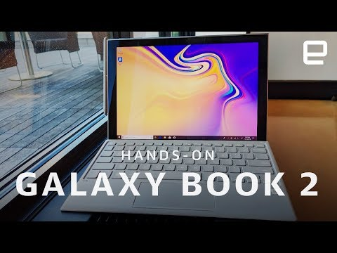 Samsung Galaxy Book 2 Hands-On: A Snapdragon-powered Surface rival